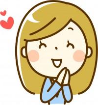 鼻呼吸のメリットに喜ぶ女性のイメージ