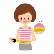 ラクトフェリンには脂肪減少の効果があると言われている