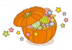 ハロウィンのお菓子はとっても可愛くて季節感たっぷり!