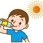 子供と真夏の公園へお出かけ!熱中症対策を要チェック!