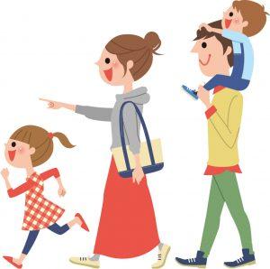 キッズウィークの目的は家族時間の充実