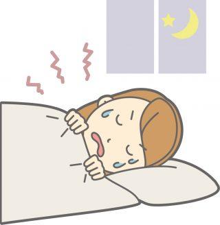 寝言に返事をして刺激を与えると睡眠の質が低下する
