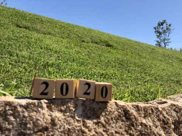 2020年のイメージ写真